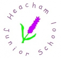 Heacham Junior School logo