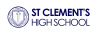 St Clement's High School Wnat logo